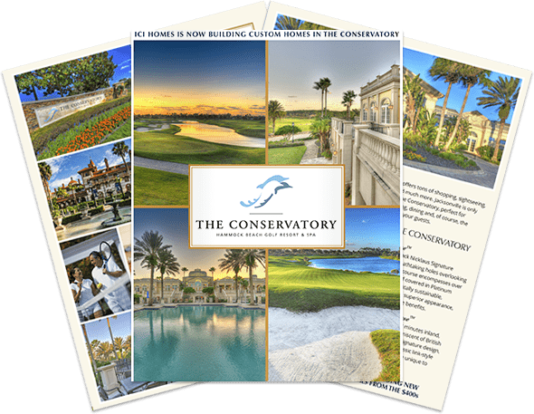 The Conservatory Brochure